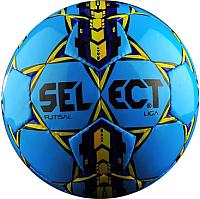 Мяч для футзала Select Futsal Liga (размер 4, синий) -