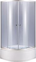 Душевой уголок Niagara NG-108022-14 с душевой системой 99142 -