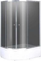 Душевой уголок Niagara NG-412022-14 R с душевой системой 99142 -