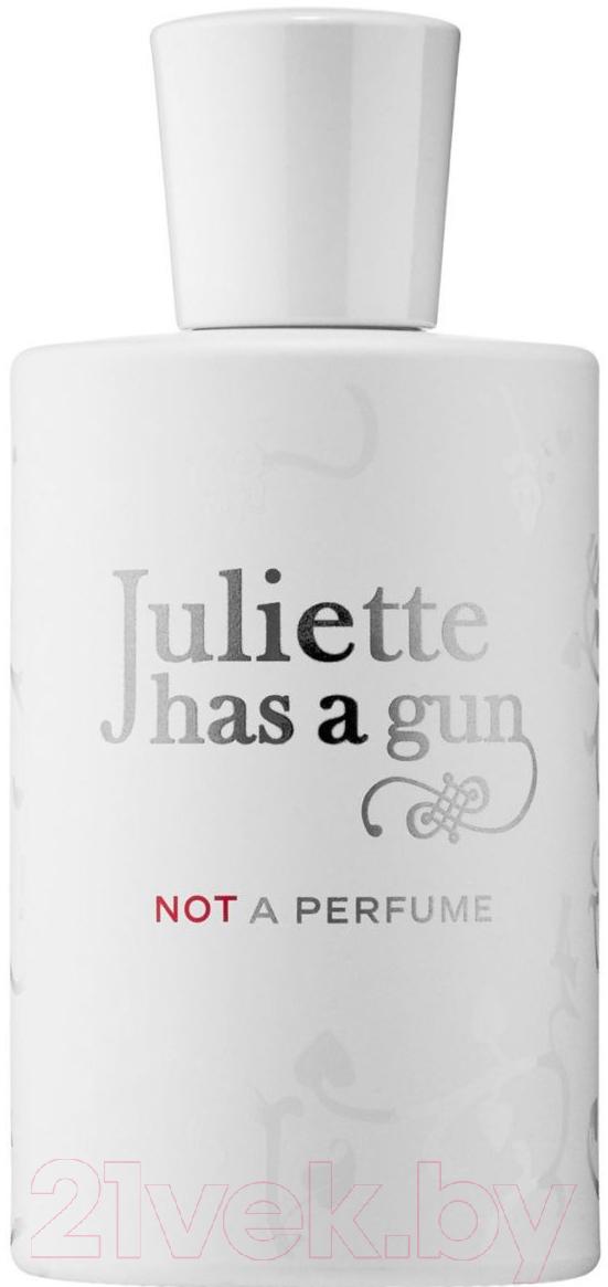 Парфюмерная вода Juliette Has A Gun, Not a Perfume (100мл), Франция  - купить со скидкой