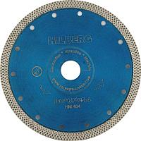 Отрезной диск алмазный Hilberg 180 ультратонкий турбо X / HM404 -