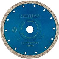 Отрезной диск алмазный Hilberg 200 ультратонкий турбо X / HM405 -