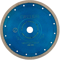 Отрезной диск алмазный Hilberg 230 ультратонкий турбо X / HM406 -