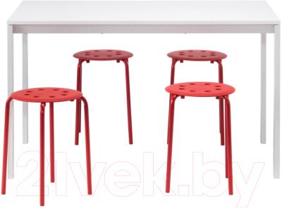 Обеденная группа Ikea Мельторп/Мариус 292.297.33
