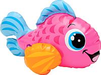 Надувная игрушка для плавания Intex Надуй и играй 58590 (розовая рыбка) -
