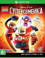 Игра для игровой консоли Microsoft Xbox One Lego Суперсемейка -