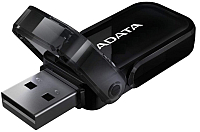 Usb flash накопитель A-data DashDrive UV240 Black 32GB -