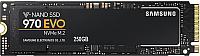 SSD диск Samsung 970 Evo 250GB (MZ-V7E250BW) -