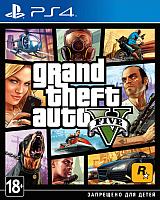 Игра для игровой консоли Sony PlayStation 4 Grand Theft Auto V -