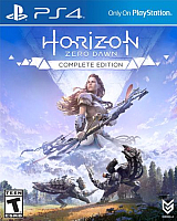 Игра для игровой консоли Sony PlayStation 4 Horizon Zero Dawn. Complete Edition -