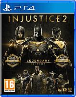 Игра для игровой консоли Sony PlayStation 4 Injustice 2. Legendary Edition -