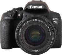 Зеркальный фотоаппарат Canon EOS 850D Kit EF-S 18-135mm IS USM / 3925C020 (черный) -
