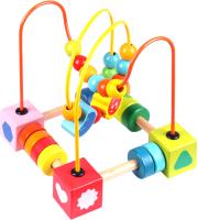 Развивающая игрушка Darvish Лабиринт с бусинами / DV-T-1614 -