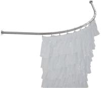 Карниз для ванны Aquanet Capri 170x110 / 156492 -