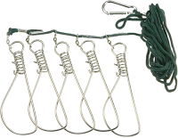 Кукан рыболовный Mifine R6 -