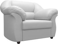 Кресло мягкое Лига Диванов Карнелла 240 / 105849 (экокожа белый) -