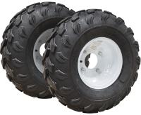 Комплект колес для мотоблока Asilak SL-A8210S 19x7.00-8 -