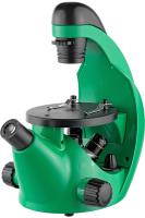 Микроскоп оптический Микромед Эврика 40х-320х / 26397  (лайм) -