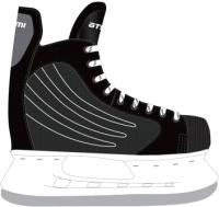 Коньки хоккейные Atemi AHSK-21.01 Race (р-р 37) -