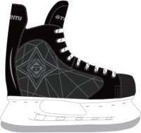 Коньки хоккейные Atemi AHSK-21.03 Drift (р-р 37) -