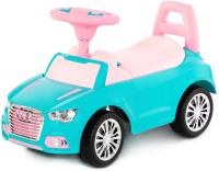 Каталка детская Полесье SuperCar №2 / 84576 (бирюзовый) -