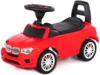 Каталка детская Полесье SuperCar №5 / 84583 (красный) -