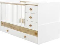 Детская кровать-трансформер Cilek Natura Baby / 20.31.1015.00 -