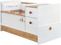 Детская кровать-трансформер Cilek Natura Baby / ST 20.31.1016.00 -