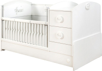 Детская кровать-трансформер Cilek Baby Cotton / ST 20.24.1016.00 -