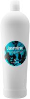 Шампунь для волос Kallos Для сухих и тусклых волос увлажняющий Jasmine (1л) -