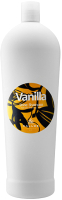 Шампунь для волос Kallos Для сухих и тусклых волос Vanilla (1л) -
