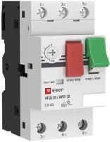Автоматический выключатель пуска двигателя EKF PROxima apd2-2.5-4.0 -