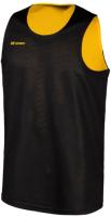 Майка баскетбольная 2K Sport Training / 130062 (XL, черный/желтый) -