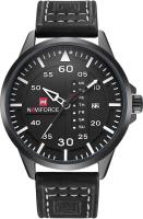 Часы наручные мужские Naviforce NF9074BWB -