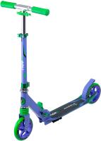 Самокат Ridex Razzle (фиолетовый/зеленый) -