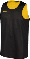 Майка баскетбольная 2K Sport Training / 130062 (XS, черный/желтый) -