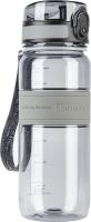 Бутылка для воды 21vek Magic Ion / 5029 (650мл, серый) -