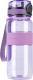 Бутылка для воды 21vek Magic Ion / 5029 (650мл, фиолетовый) -