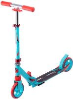 Самокат Ridex Razzle (голубой/оранжевый) -