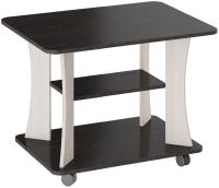 Журнальный столик ТриЯ Тип 8 (венге цаво /дуб белфорт) -