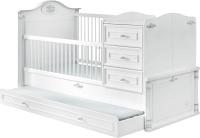 Детская кровать-трансформер Cilek Romantic / 20.21.1015.00 -
