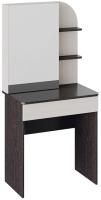 Туалетный столик ТриЯ Майя (венге цаво/дуб белфорт) -