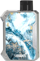 Электронный парогенератор Smoant Battlestar Baby Pod 750mAh (серебристый) -