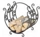 Дровница для камина Везувий Кованая D160B -