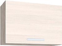 Шкаф под вытяжку Интерлиния Мила ВШГ50-360 (вудлайн кремовый) -