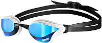 Очки для плавания ARENA Cobra Core Mirror 1E492 15 (голубой/белый) -