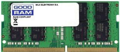 Оперативная память DDR4 Goodram GR2666S464L19S/4G