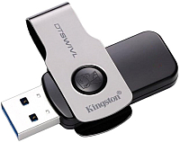 Usb flash накопитель Kingston Data Traveler SWIVL USB3.0 128Gb (DTSWIVL/128GB) -