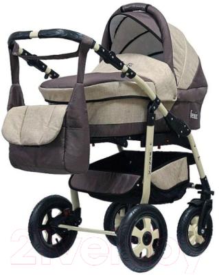 Детская универсальная коляска Bart-plast Fenix len 2 в 1 (06)