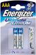 Комплект батареек Energizer Ultim Lith FR03 (2 шт) -